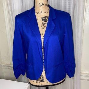 barIII blue jacket